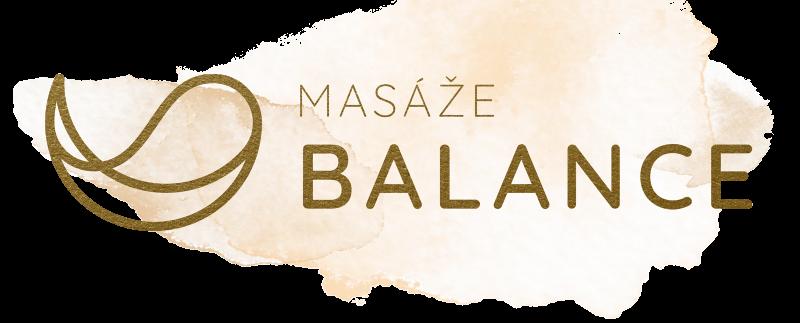 Masáže balance
